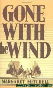 قراءة و تحميل كتاب Gone with the Wind PDF