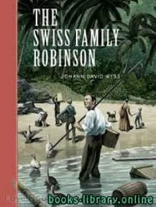 قراءة و تحميل كتاب The Swiss Family Robinson PDF