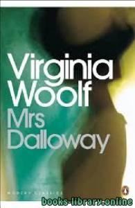 قراءة و تحميل كتاب Mrs. Dalloway PDF