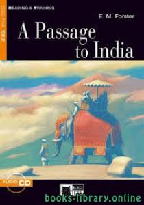 قراءة و تحميل كتاب A Passage to India PDF