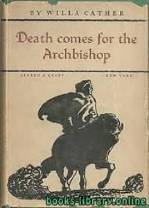 قراءة و تحميل كتاب Death Comes for the Archbishop PDF