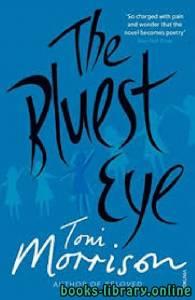 قراءة و تحميل كتاب The Bluest Eye PDF