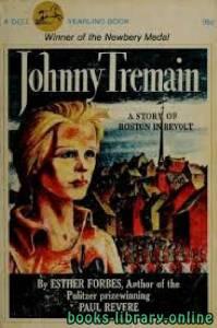 قراءة و تحميل كتاب Johnny Tremain PDF