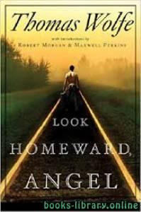 قراءة و تحميل كتاب Look Homeward, Angel PDF