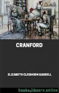 قراءة و تحميل كتاب Cranford PDF