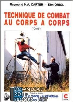 قراءة و تحميل كتاب ]le corps et le combat • la self-défense [ C ] - PDF  PDF