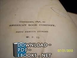 قراءة و تحميل كتاب Fifty Famous Stories Retold  pdf 50 قصة شهيرة  PDF