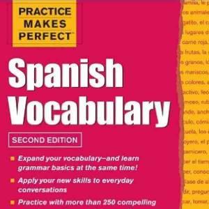 قراءة و تحميل كتاب PDF - Using Spanish Vocabulary PDF