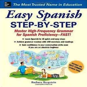 قراءة و تحميل كتاب Easy-Learn-Spanish.pdf تعليم الاسبانيه بسهولة PDF