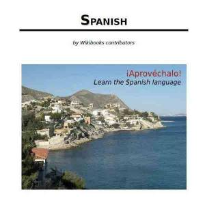 قراءة و تحميل كتاب SPANISH by Wikibooks contributors pdf  PDF