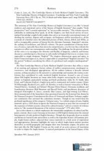 قراءة و تحميل كتاب  [PDF]the cambridge history of MEDIEVAL ENGLISH LITERATU PDF