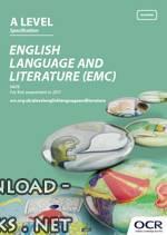 قراءة و تحميل كتاب PDF]A Level English Literature - OCR PDF