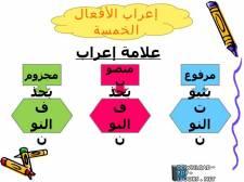 قراءة و تحميل كتاب الأسماء الخمسة  PDF