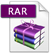 برنامج تشغيل ملفات rar